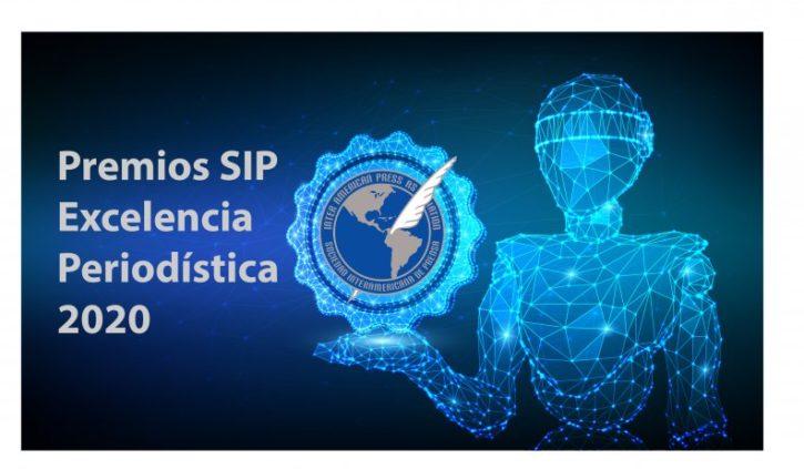 Premios Sip Excelencia Periodistica 2020